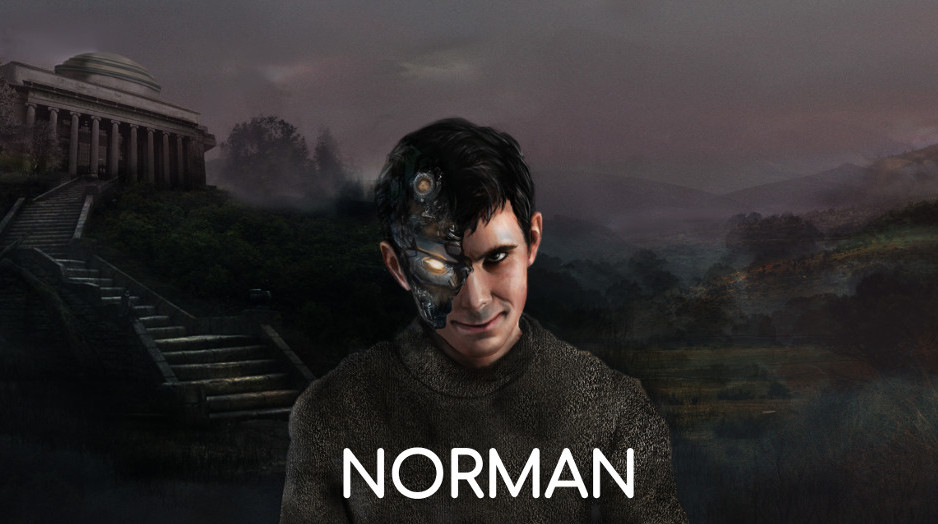 Norman by MIT Media Lab